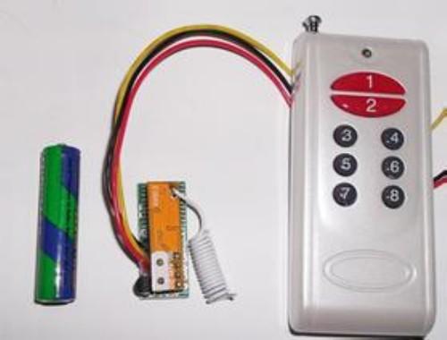 电磁铁干扰器
